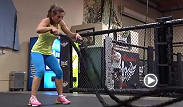 Miesha Tate puts it all on the line for her rematch with Ronda Rousey and recapturing the belt. She discusses moving her training camp to Las Vegas and what she needs to do to get it done come Dec. 28.