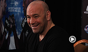 UFC president Dana White talks to media after the 168 presser about the heavyweight landscape, Hunt vs. Silva, fine-tuning fight cards and much more.