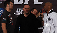 Check out the highlights from the UFC 168 pre-fight press conference. Hear from main event fighters Chris Weidman and Anderson Silva, plus, Ronda Rousey and Miesha Tate before their women's bantamweight title fight Saturday in Las Vegas and more!
