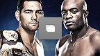 UFC 168 公式計量フォトギャラリー