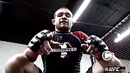 Get an inside look at Diego Brandao's training camp as he prepares to face Dustin Poirier at UFC 168. Fighting out of Albuquerque, New Mexico, Diego counts on a team of high caliber training partners who are constantly helping him improve as a fighter.