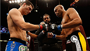 Watch the historic UFC 168 event in which two champions defended their belts in unprecedented ways and three fighters finished things in the first. Order the replay at UFC.TV!