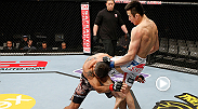 Hyun Gyu Lim made a splash in his UFC debut with this second-round knockout of Marcelo Guimaraes. Lim, who has won back-to-back fights by KO, takes Singapore by storm in his main event scrap with Tarec Saffiedine on Jan. 4.