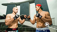 Former Strikeforce welterweight champion Tarec Saffiedine makes his awaited UFC debut against hard-hitting Korean knockout artist Hyun Gyu Lim in a bout certain to shake up the talent-rich 170-pound weight class.