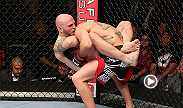 "TUF veteran Justin Edwards lives up to his ""Fast Eddie"" nickname by finishing super-tough Josh Neer in under a minute."