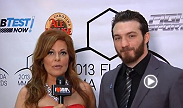 UFC on FOX 10 fighter Mike Rio discusses his Fighter of the Year award nomination and his preparation for his upcoming fight against Daron Cruickshank.