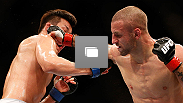 UFC Fight Night: Saffiedine vs Lim at the Marina Bay Sands Resort on January 4, 2014 in Singapore.
