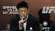 Stars from Korea, Japan and Singapore talk about what it meant for them to fight at UFC Singapore.