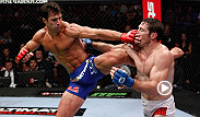 UFC middleweight and former Strikeforce champion Luke Rockhold discusses his upcoming bout with Costas Philippou, a fight he sees as a stepping stone to getting back in title contention.