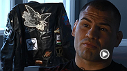 UFC heavyweight champion Cain Velasquez gives some insight on his heritage, upbringing, and his journey into fighting and marriage.