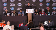 Watch the post-fight press conference live following the event!