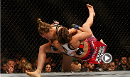 Watch the biggest hits of UFC 168 in super slow motion.