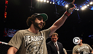 Returning UFC fighter Charlie Brenneman talks about his drop to lightweight and what it means to return to the UFC to face newcomer Beneil Dariush.