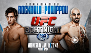 The Ultimate Fighting Championship returns to Atlanta on January 15th with a stellar card headlined by a five-round middleweight matchup between former Strikeforce champion Luke Rockhold and hard-hitting contender Costas Philippou.