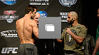 Galería del pesaje de UFC Fight Night: Rockhold vs Philippou
