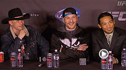 Watch the post-fight presser live following the event.