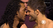Watch the official weigh-in for UFC Fight Night: Henderson vs. Thomson, live Friday, January 24th at 10pm GMT.