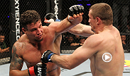 UFC heavyweight Frank Mir rebounds from a first-round loss to Shane Carwin with this impressive KO of Mirko Cro Cop.