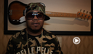 Rapper, record producer, and Chicago native Twista stops by to offer his friend, and UFC Fight Night main card fighter, Jeremy Stephens some words on encouragement and talks about his growing passion for the sport.