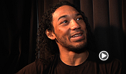 UFC on FOX 10 headliner Benson Henderson talks about his win tonight over Josh Thomson and when he plans on getting back in the Octagon--after his Honeymoon, of course.