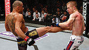 After securing the interim bantamweight title, Renan Barao was tasked with taking on up-and-comer Michael McDonald. McDonald, riding a five-fight UFC win streak, kept it close early, but a late opening helped Barao keep his 33-fight unbeaten streak alive.