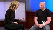 Before UFC 169 hits Newark, Dana White stops by FOX Sports Live to chat with Charissa Thompson about the big event. Plus, the latest on that Sonnen/Silva TUF throw down.
