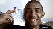 Facing almost impossible odds, hear how Jose Aldo rose through the ranks from his humble beginnings to becoming the UFC world featherweight champion. Catch Aldo as he defends his belt against Ricardo Lamas at UFC 169: Barao vs Faber, live on Pay-Per-View.