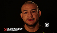 Featherweight Cub Swanson, who has fought both Ricardo Lamas and Jose Aldo, gives his take on the UFC 169 co-main event and whether or not he thinks the strap will change hands.