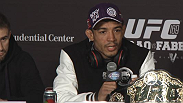 Soundbytes and bonuses from the UFC 169 press conference - hear from Jose Aldo, Dana White, Urijah Faber and Alistair Overe