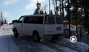 The guys find out their van was not meant for the extreme weather conditions of Canada and quickly find themselves stranded.