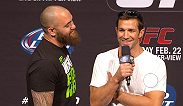 Check out the UFC Fight Club Q&A with heavyweight contender Travis Browne and middleweight contender Luke Rockhold, Friday, February 21st at 10pm GMT