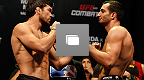 Fotos da pesagem do UFC Fight Night: Machida x Mousasi