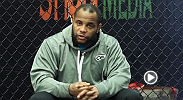 Daniel Cormier and head coach Javier Mendez sit down with TheSHOOT and discuss opponent change and how he knows Pat Cummins.