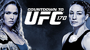 Women's bantamweight champion has conquered everything the UFC has thrown her way. But she now faces her stiffest test to date against former Olympic wrestler Sara McMann. McMann has the credentials but will she be the one to stop Rousey's armbar?