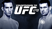 Rory MacDonald, who started training MMA at age 14, prepares to rebound from his loss to Robbie Lawler. With a renewed passion, the young welterweight takes on veteran and submission expert Demian Maia, who also wants a shot at the now-vacant title.
