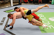 The full fight between Team Canada's Sheldon Westcott and Team Australia's Dan Kelly.