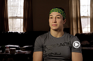 From her days as an Olympic wrestler to her recent ascension up the UFC women's bantamweight ranks, witness how Sara McMann has risen to status of number one contender