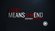 Stephen Thompson looks back at his UFC debut where he landed an amazing head kick that earned him the Knockout of the Night at UFC 143.