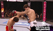 A crushing left hand from Dong Hyun Kim knocks Erick Silva out in the Move of the Week.