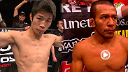 MMA veteran Ivan Menjivar makes his debut at featherweight against Japan's Hatsu Hioki, who, after a few setbacks in 2013, looks to regain the form that led to wins in his first two UFC fights.