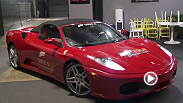 Fighters are in for a big surprise when Team Australia coach Kyle Noke roars into the TUF kitchen in a new Ferrari.