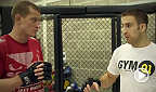 UFC London: Phil Harris and Davey Grant