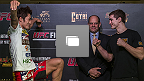 UFC Fight Night Macao: Kim vs Hathaway Media Day Photo Gallery