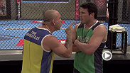 Watch as tensions between sworn enemies and TUF Brazil coaches Chael Sonnen and Wanderlei Silva quickly reach the tipping point. Tune in to the must-see season, starting March 9th, only on UFC Fight Pass.