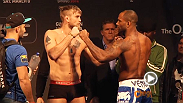 Watch the official weigh-in for UFC Fight Night: Gustafsson vs. Manuwa.