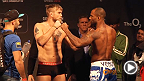 Ve el evento del pesaje oficial de UFC Fight Night: Gustafsson vs. Manuwa.