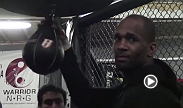 Take a look inside Jimi Manuwa's camp ahead of UFC Fight Night London this weekend.