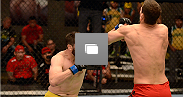 Photos from the 8th episode of TUF Nations, featuring the fight between Vik Grujic and Luke Harris.
