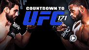 Tyron Woodley gets his shot to launch himself up the rankings by taking on former interim welterweight champion Carlos Condit. Condit, winner of four fights by submission and five by KO, knows he will be tested by Woodley but is up for the challenge.