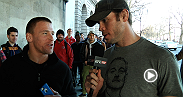 Former UFC light heavyweight champion Forrest Griffin hits the streets of London to quiz fans on the upcoming Fight Night card.